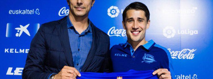 Bojan Returns To Spain in Deportivo Alaves